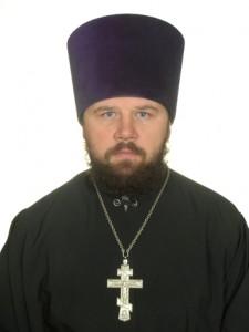 Настоятель храма о.Сергий ПАЩЕНКО